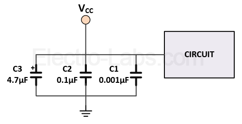 Dc Power Supply Filter Circuit