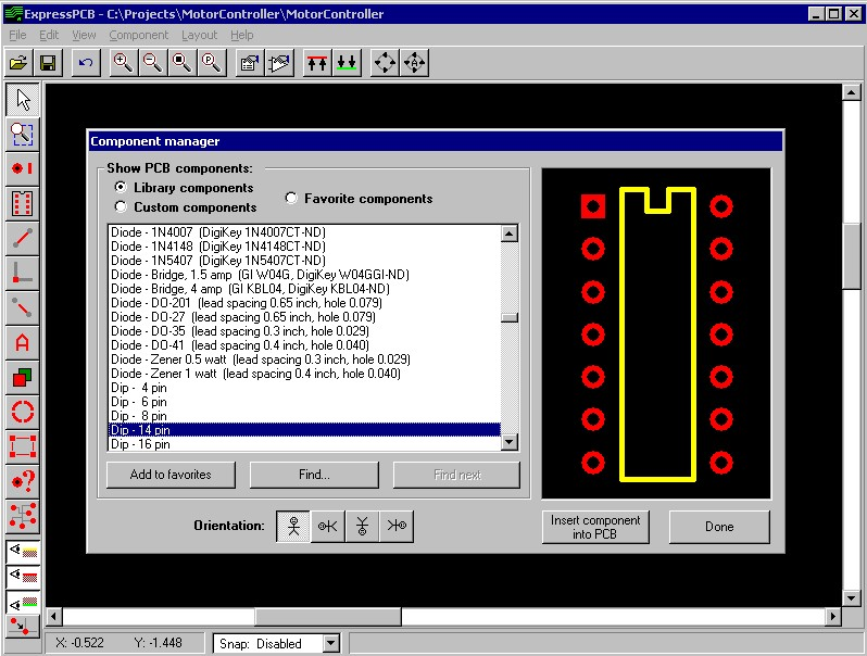 Pcb Circuit Design Software Pcb Layout Software Pcbway