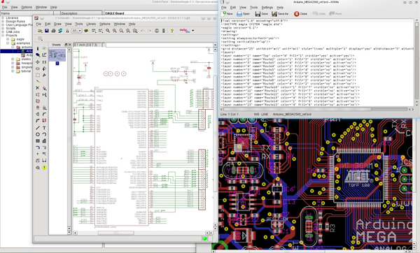 What S New In Eagle V6 Pcb Design Software Prepare For More Third Party Tools Engineering Technical Pcbway