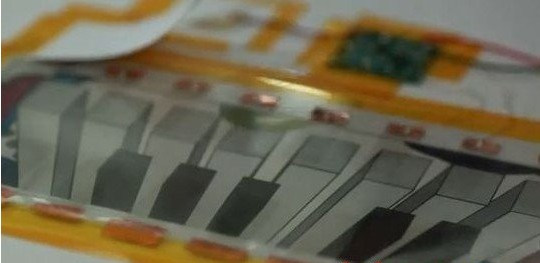 Electronic Ink Makes Fantastic Piano - Engineering Technical -PCBway