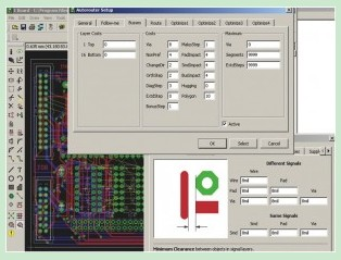 CadSoft EAGLE PCB Design Software-PCB Layout Software-PCBway