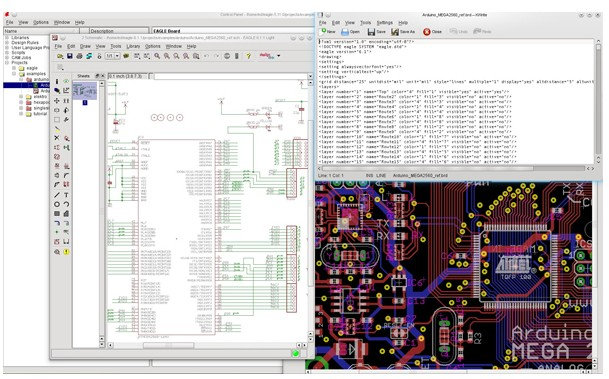 What\'s New in Eagle V6 PCB Design Software?-Engineering Technical-PCBway