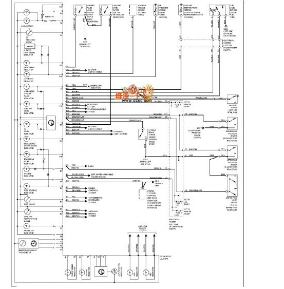 schematics for mercedes 190e