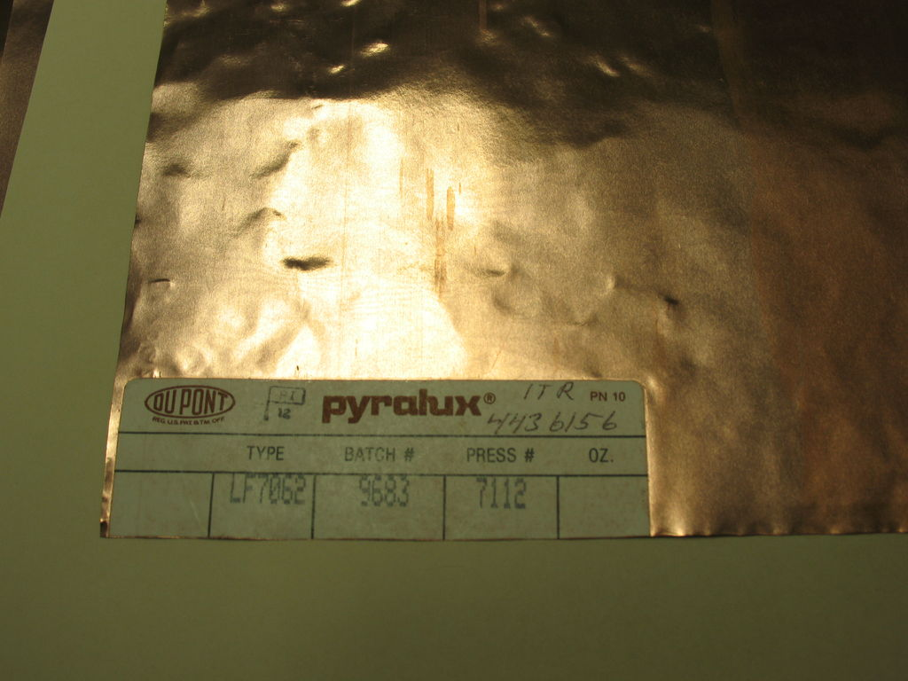 Diy Flexible Printed Circuits Engineering Technical Pcbway Product Tags Circuit Board Get Some Thin Sheets Of Polyimide Which Have Copper On One Or Both Sides Is A Yellow Polymer With High Melting Temperature And Sometimes