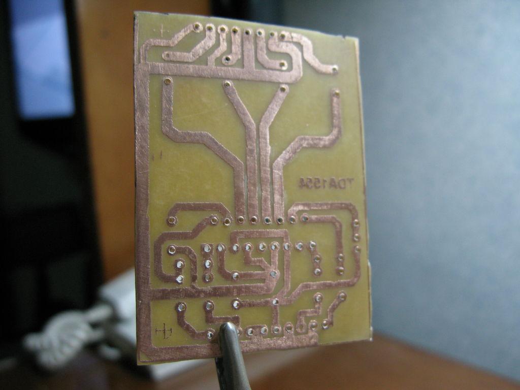 DIY PCB Making - Engineering Technical