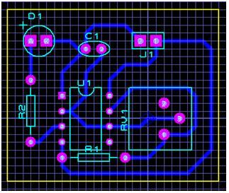 PCB Layout Design with Proteus - Engineering Technical -PCBway