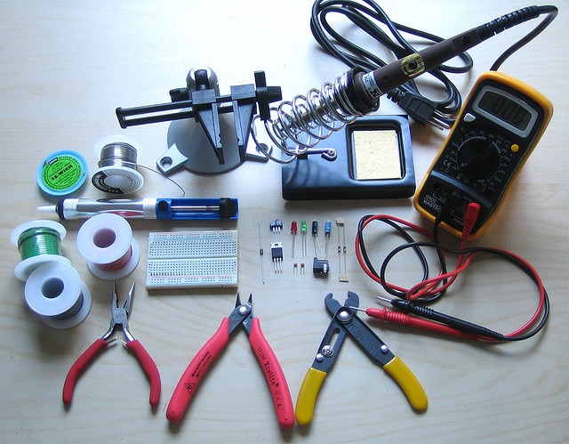 Tools Needed to Solder PCB-Engineering Technical-PCBway