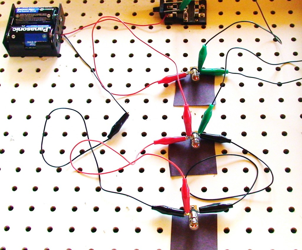 How to Make a Circuit Board to Demonstrate Simple Electrical ...