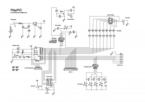 First programming steps to microcontrollers on triumph 600 wiring diagram