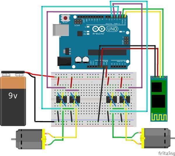 Arduino Bluetooth Tutorial - Android Arduino