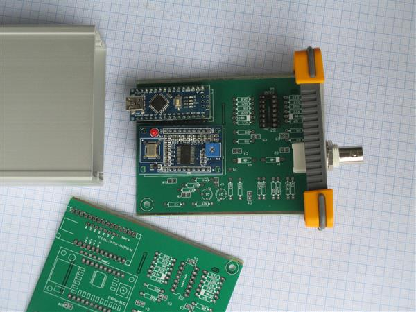 Antenna analyzer -MISC - Share - PCBWay