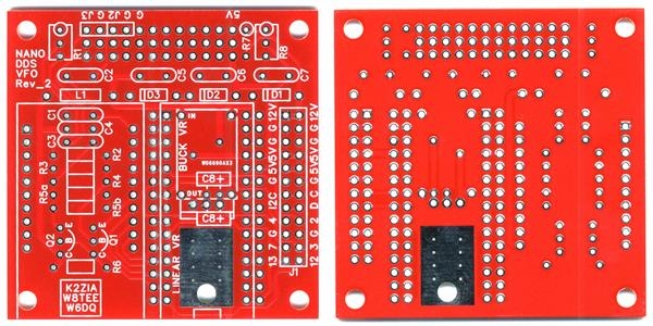 Nano DDS VFO (3-30 MHz) -HARDWARE - Share - PCBWay