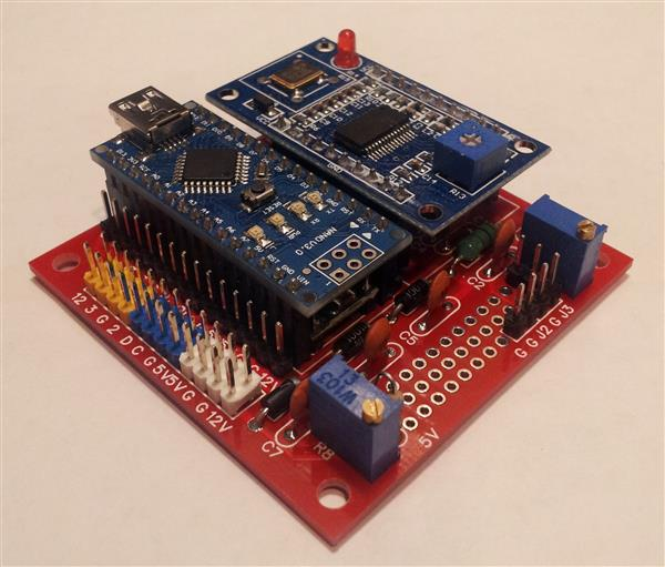 Nano DDS VFO (3-30 MHz) -HARDWARE - Share - PCBWay