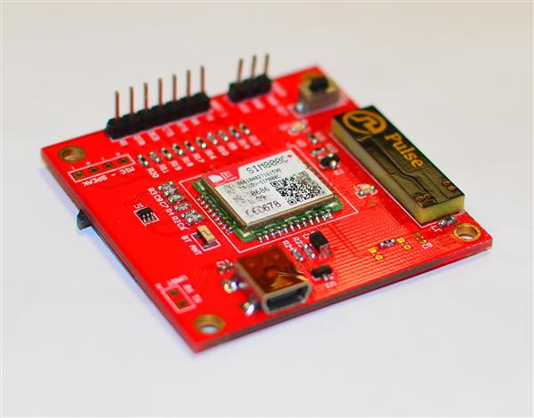 GSM Module Evaluation Board -HARDWARE - Share - PCBWay