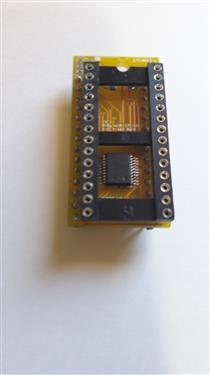 ECU MP9 0 eprom adapter -HARDWARE - Share - PCBWay