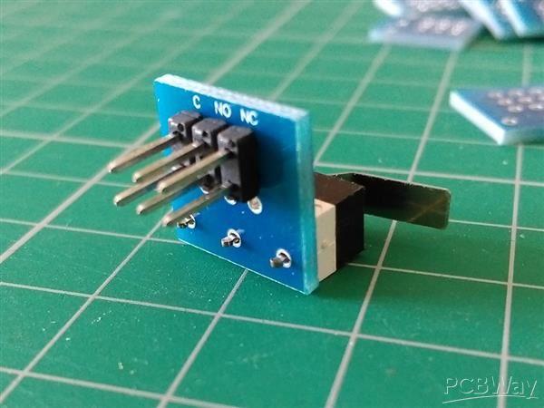 Servo interface board for model railway point motors - Share