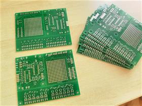 Experimental Board for PIC Microcontroller