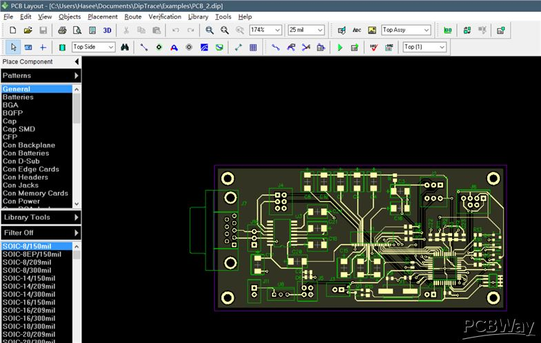 Enchanting Pcb Layout Tools Composition - Electrical Circuit Diagram ...