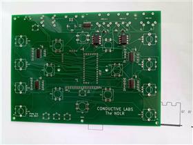 Prototype 3 PCB with SMT assembly