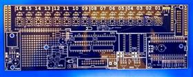 IDC20 to BreadBoard adapter - InfraRed Development and versatile Board (IRIS).