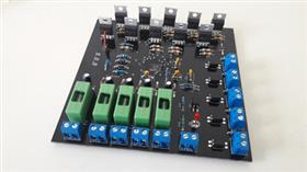 plc controlled lead acid balancer pcb