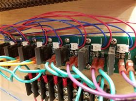 Solid State Relay board