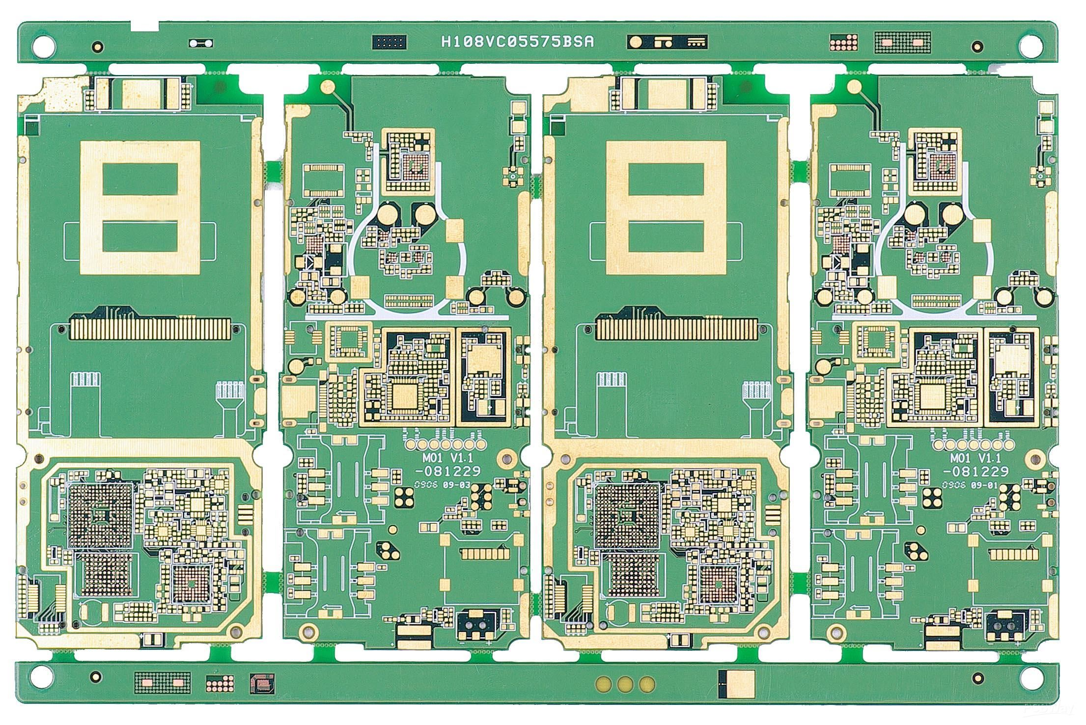 Engineering Technical Printed Circuit Board Blog Pcbway Large Image 6 Layer Multilayer Pcb For Medical