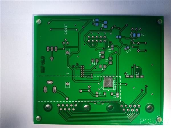 RF module based on CC1101 (2) - Share - PCBWay