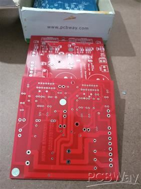 TDA7294 Amplifier - Share - PCBWay