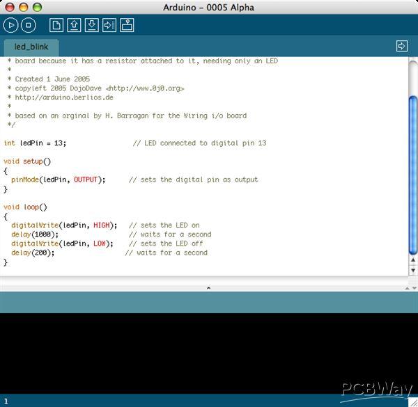 Arduino uploader code failed? - PCBWay