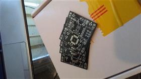 Micro Quadcopter PCB
