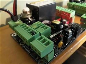 xTorc project / SP-625V4.3 wifi controller for hydraulic pumps