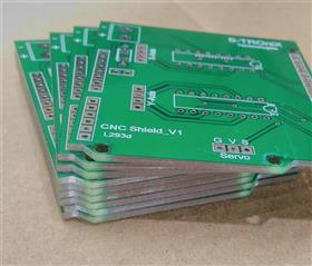 CNC_Shield_V1 L293D for Arduino mini CNC Plotter machine