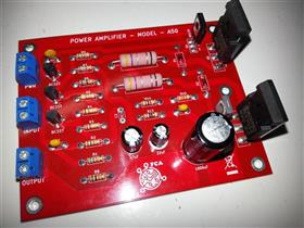 Power amplifier for audio