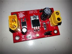 Voltage regulator 10A (BEC) for aeromodelling