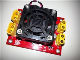 Voltage regulator 20A (BEC) for aeromodelling