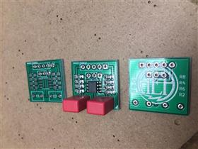 CMoy Headphone Amp PCB