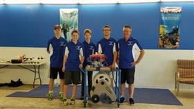 MATE on the 2017 MATE international ROV competition