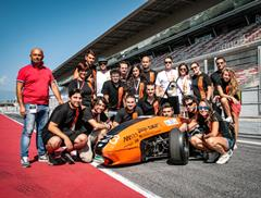 Formula SAE Electric team of Sapienza University of Rome
