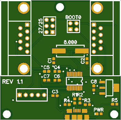 Logitech G25/G27 pedals/shifter adapter - Share Project - PCBWay