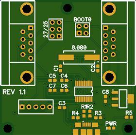 Logitech G25/G27 pedals/shifter adapter