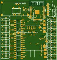 Espressif ESP32 to Siemens KNX bus tranceiver v0.14