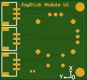 JoyStick Sensor module