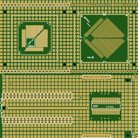 SMD Prototype PCB Rev.B