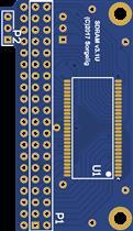 MiSTer SDRAM board v3.1. Universal.