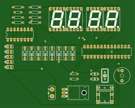 Clock atmega8