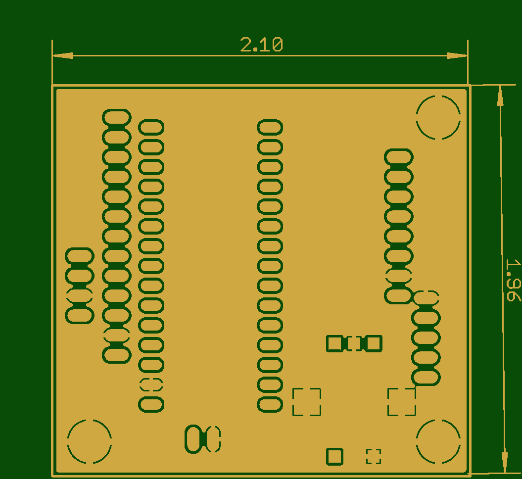 W42368ASJ5_W42368ASJ4_si5351_vfo_bfo - Share Project - PCBWay
