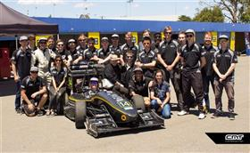 Curtin Motorsport Team: CMT17