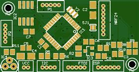 PCB sample for Hydroponic