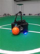 FUKURO - Gadjah Mada Wheeled Robosoccer